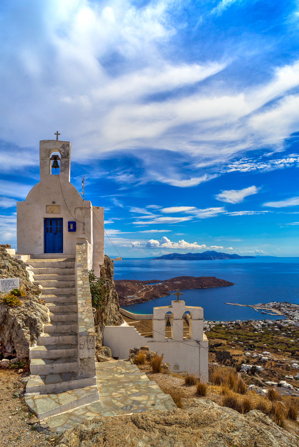 Serifos, Cyclades islands, Greece